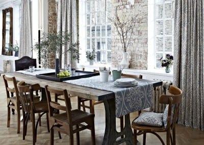 NOMAD - Dining Room Interior