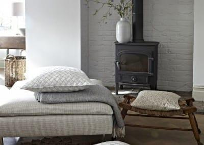 PERCEPTION Soft Greys - Silver - Living Room